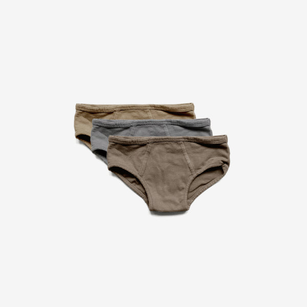 The Organic Cotton Undies Set - Mixed Colors