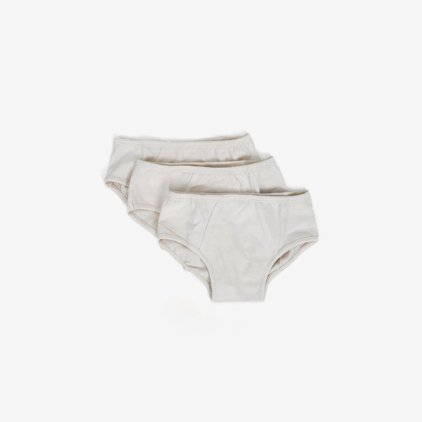 The Organic Cotton Undies Set - Undyed