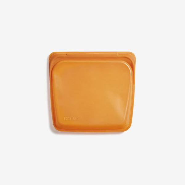 Stasher Silicone Pinch-loc™ SANDWICH - Honey