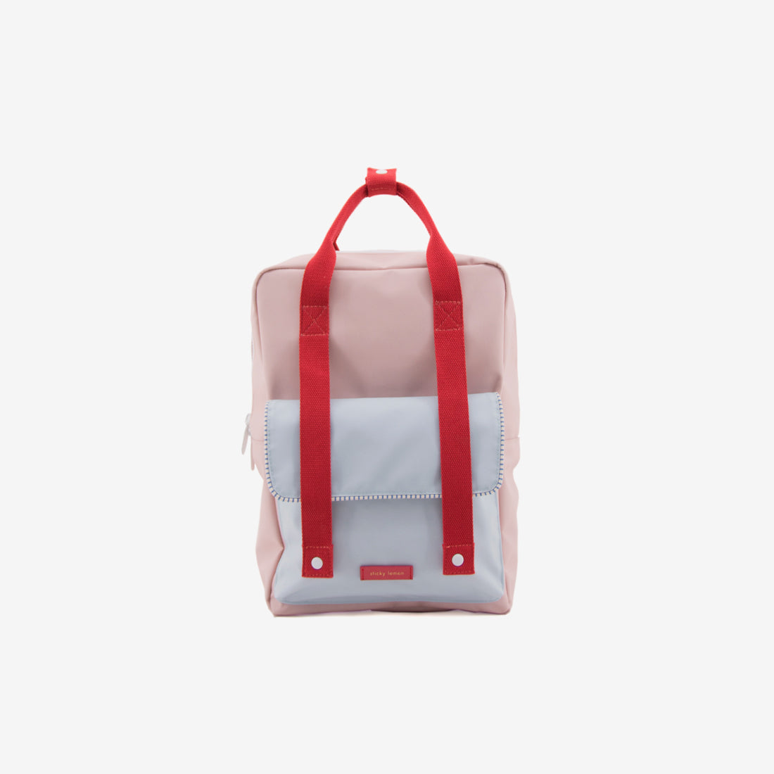 Backpack/Diaper Bag - Pink Envelope Deluxe