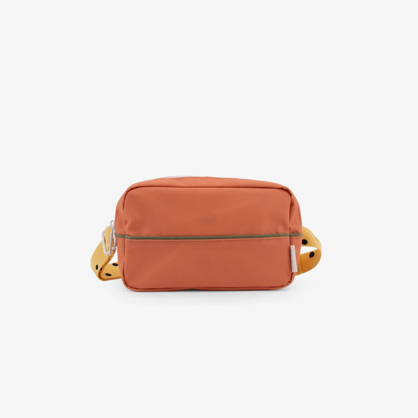 Large Fanny Pack - Faded Orange Freckles