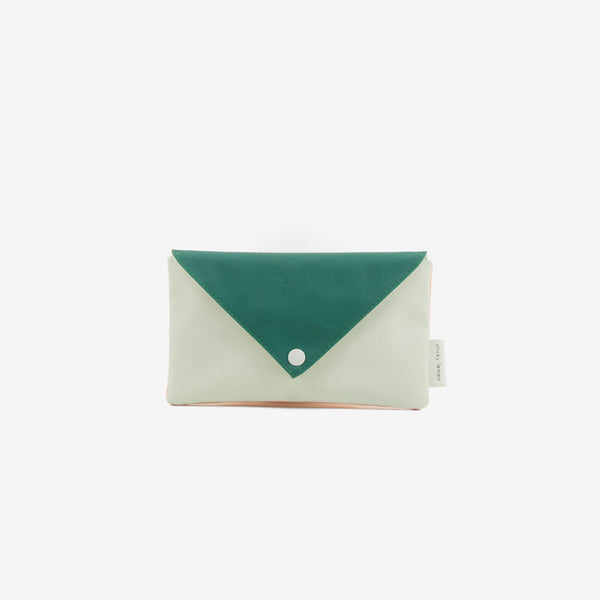 Recycled PET Envelope Pouch - Mint