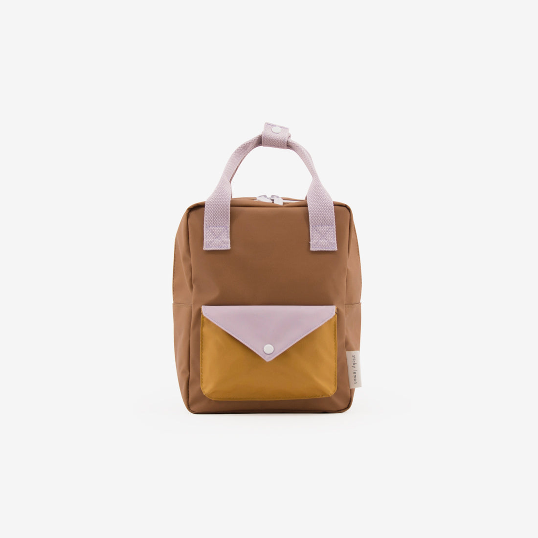 Small Backpack - Sugar Brown Envelope