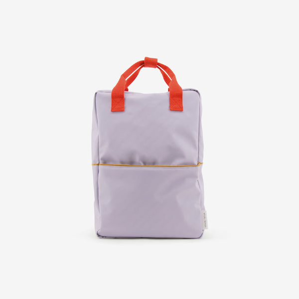 Backpack/Diaper Bag - Lavender