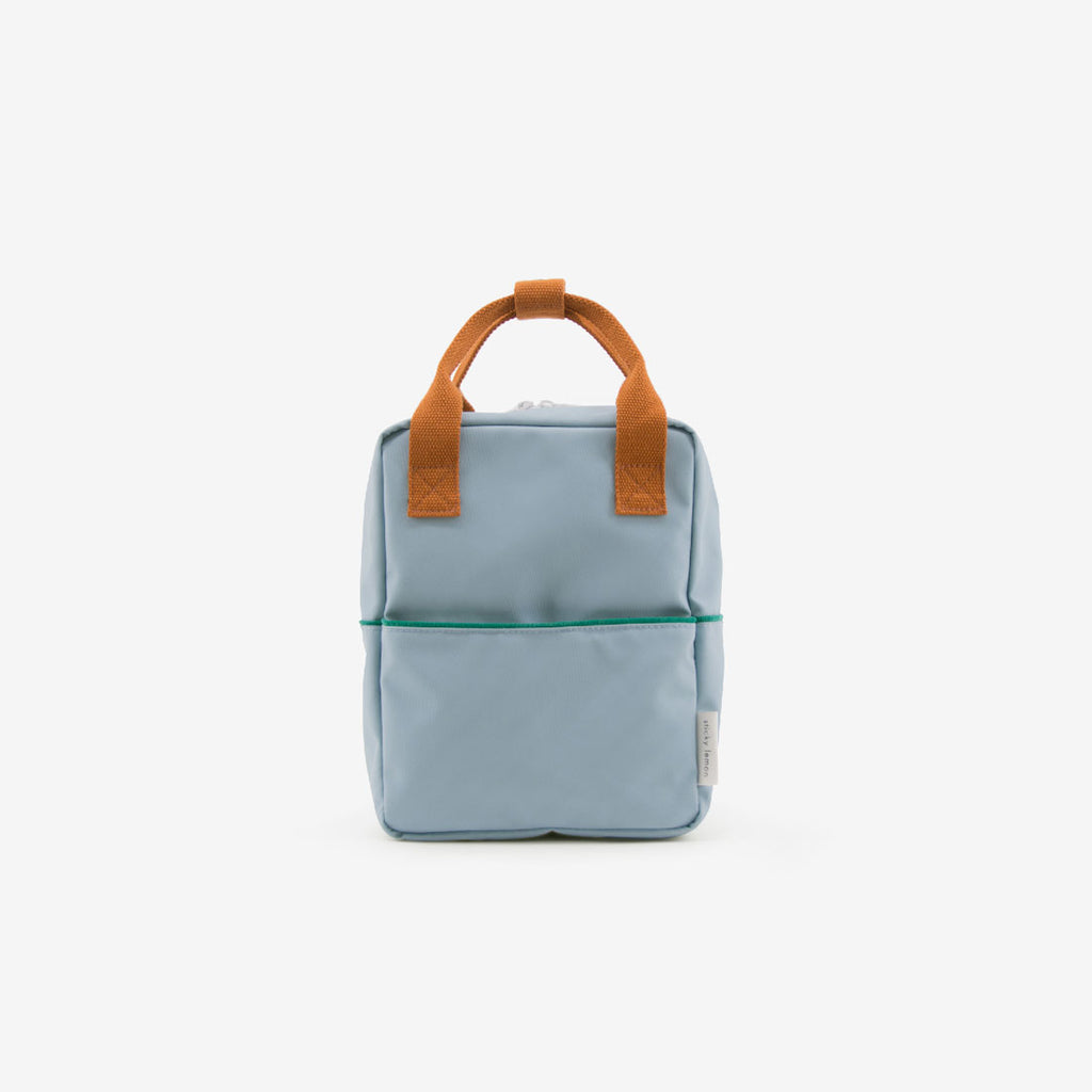 Small Backpack - Steel Blue