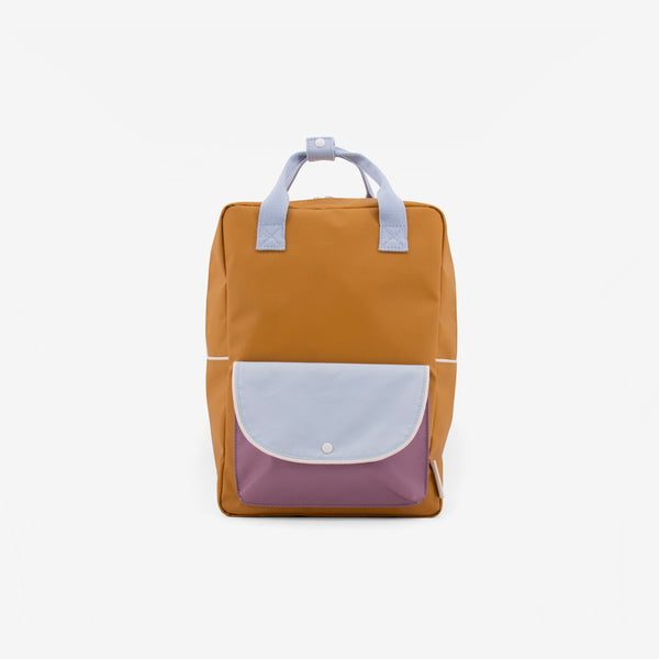 Backpack/Diaper Bag - Caramel Fudge Wanderer