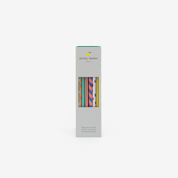 School Pencils - Set of 6