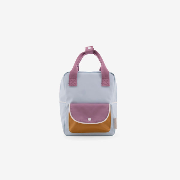Small Backpack - Sky Blue Wanderer