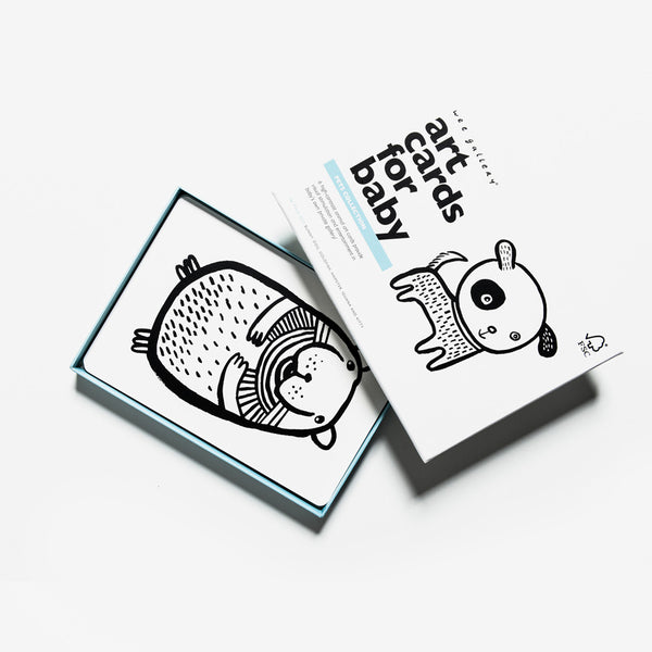 Art Cards for Baby - Pets