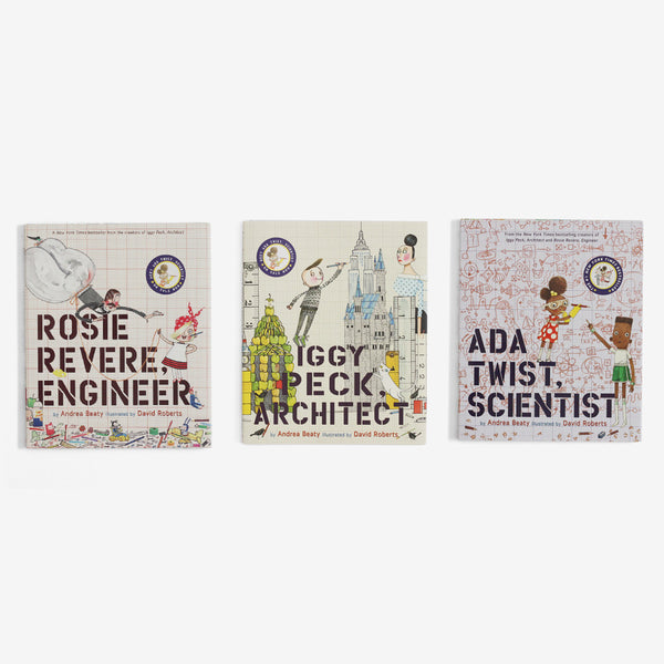 STEM Book Collection - Set of 3