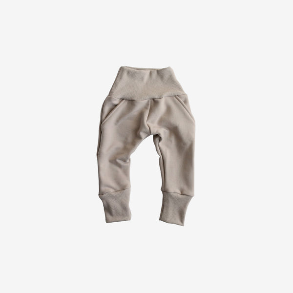 Bamboo Fleece Sweatpants - Fawn