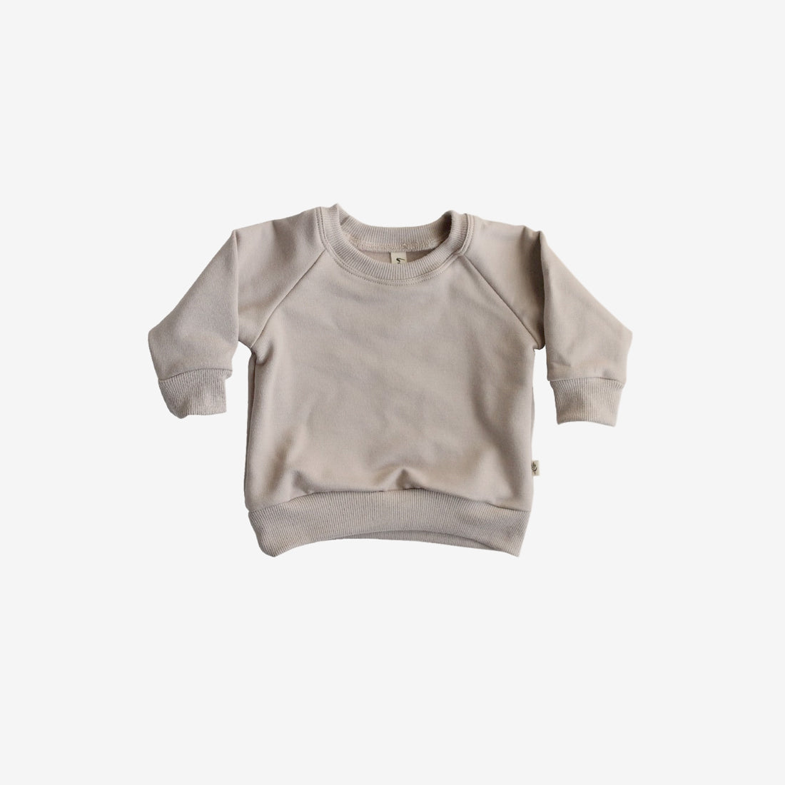 Bamboo Fleece Sweatshirt - Fawn