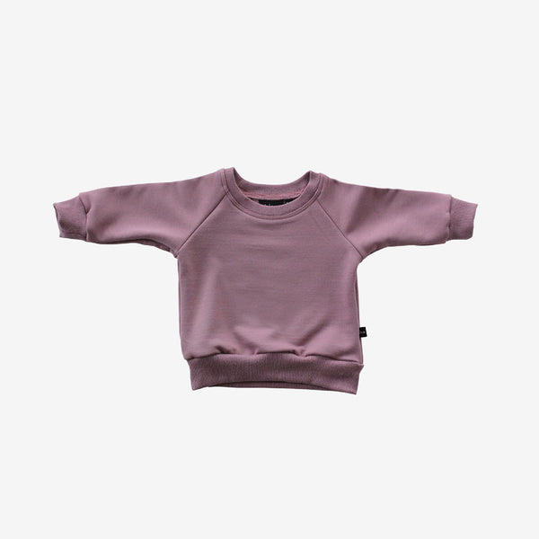 Bamboo Fleece Sweatshirt - Pickled Ginger