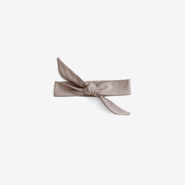 Bamboo Knotted Headband - Fawn