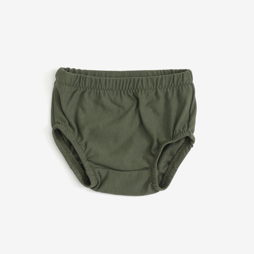 Bamboo Bloomers - Moss