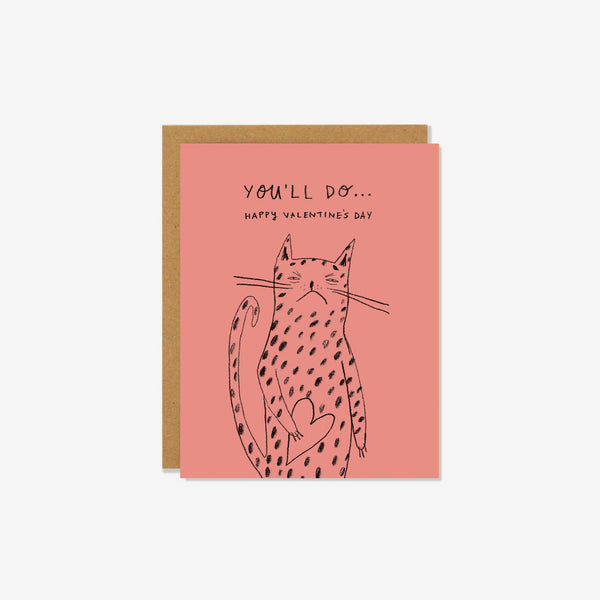 Valentine's Card - You'll Do