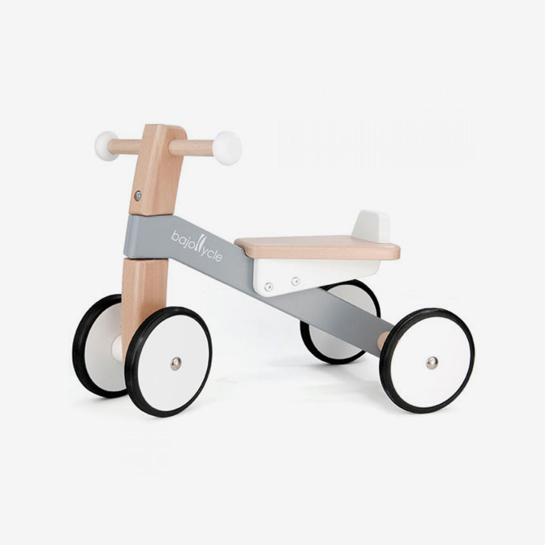 Bajocycle First Trike - White