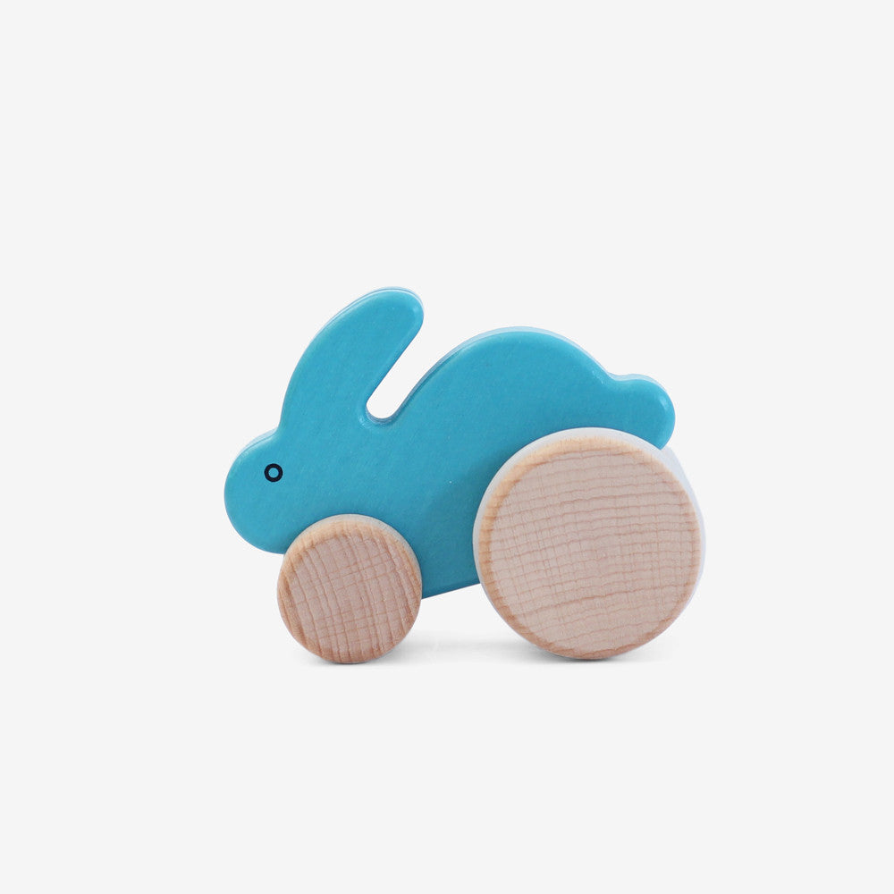 Little Rabbit Roller - Blue