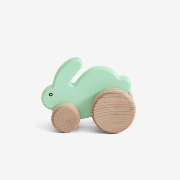 Little Rabbit Roller - Mint