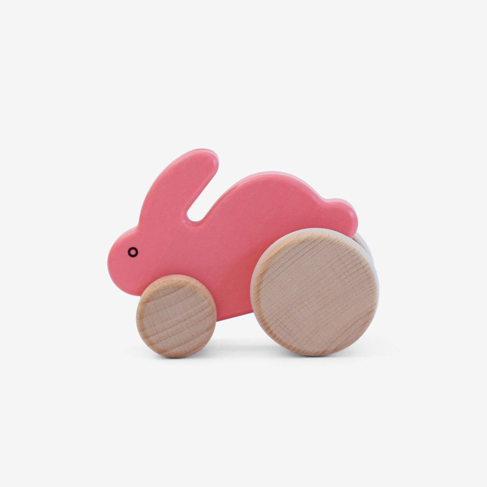 Little Rabbit Roller - Pink