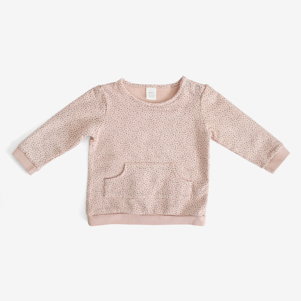 Clase Speckled Sweatshirt
