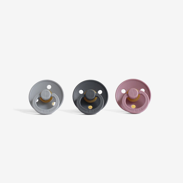 BiBS Pacifiers Set of 3 - Cosmos