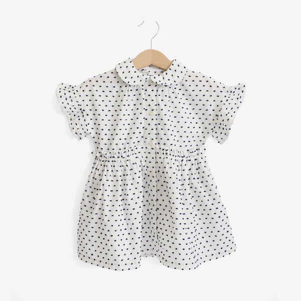 Swiss Dot Cotton Dress