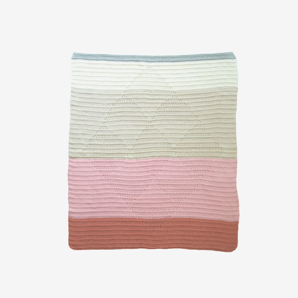Diamond Cotton Blanket - Provence