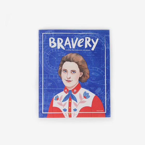 Bravery Issue #4 - Temple Grandin