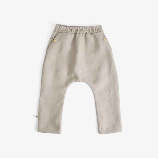 Easy Organic Beach Pants