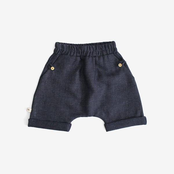 Easy Organic Beach Short - Deep Sea