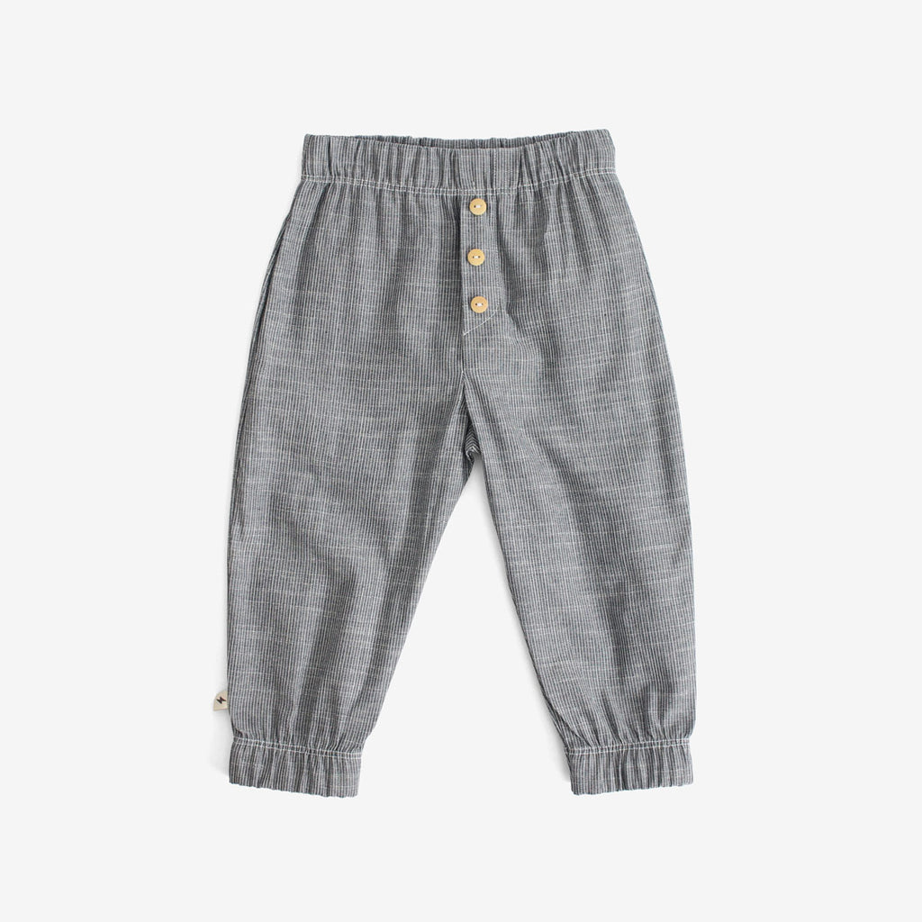 Joggers - Railroad Stripe