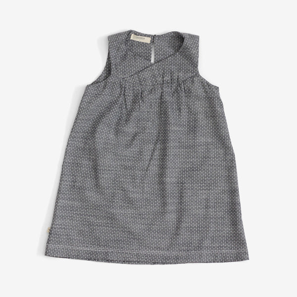 Dot-you-know Yoke Dress