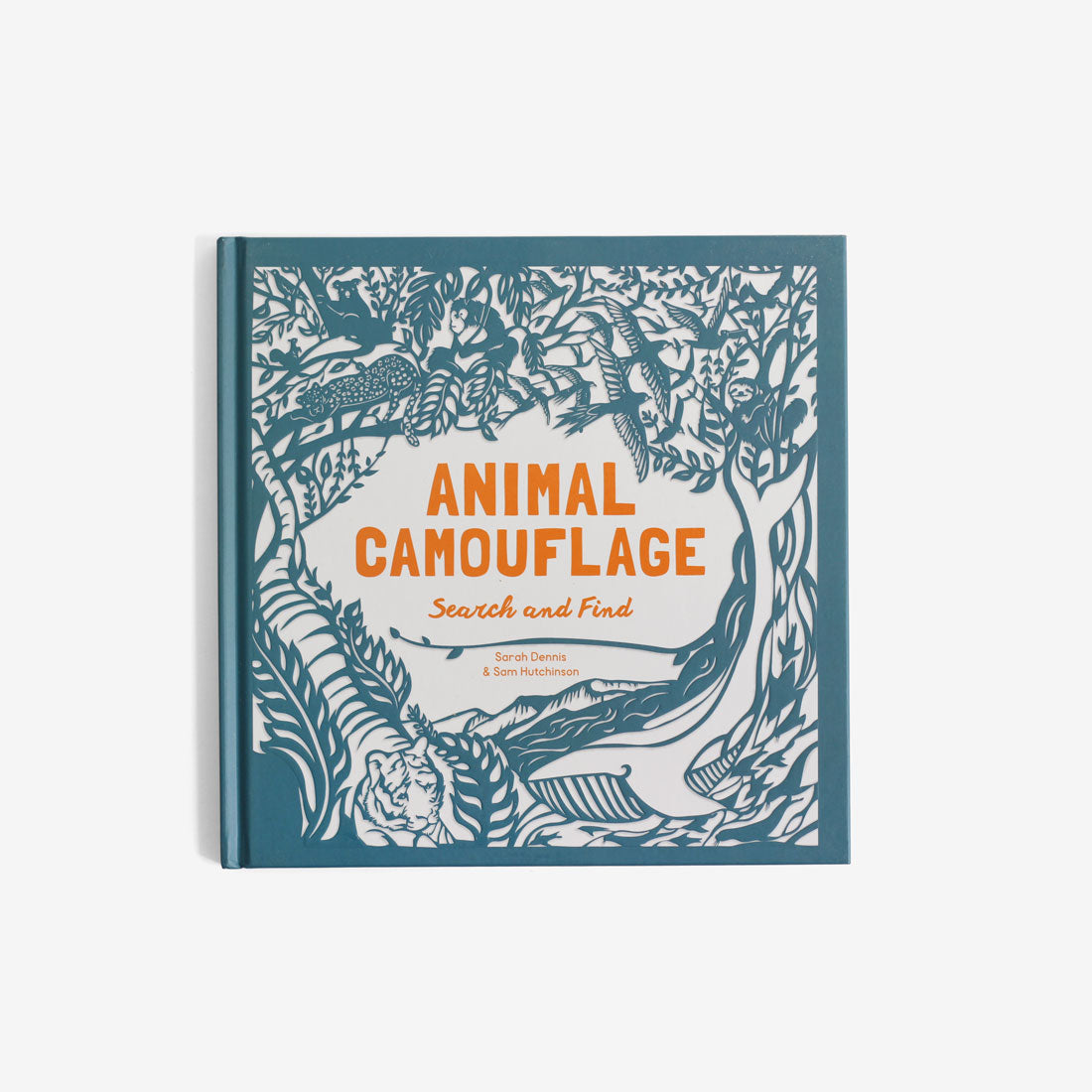 Animal Camouflage - Search and Find