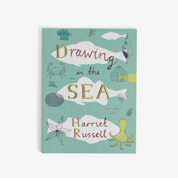 Drawing in the Sea