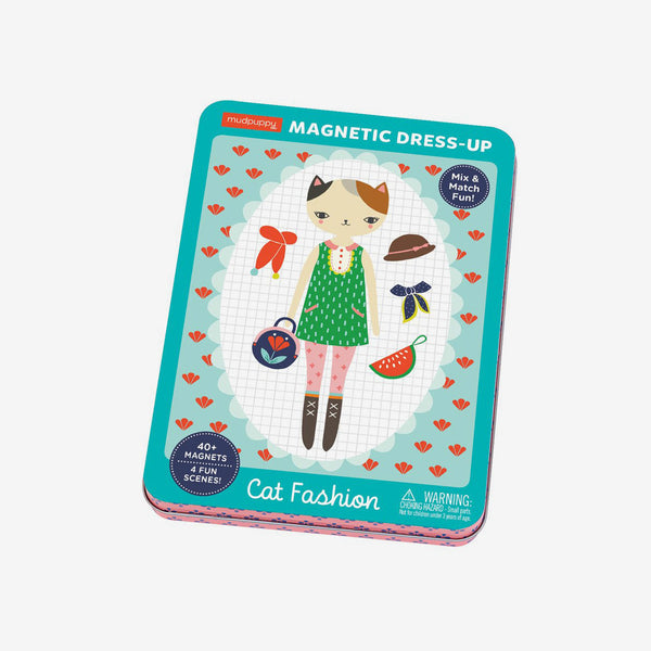 Magnetic Figures - Cat Fashion