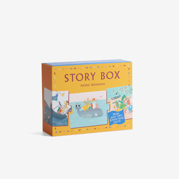 Story Box - Create Your Own Animal Adventure