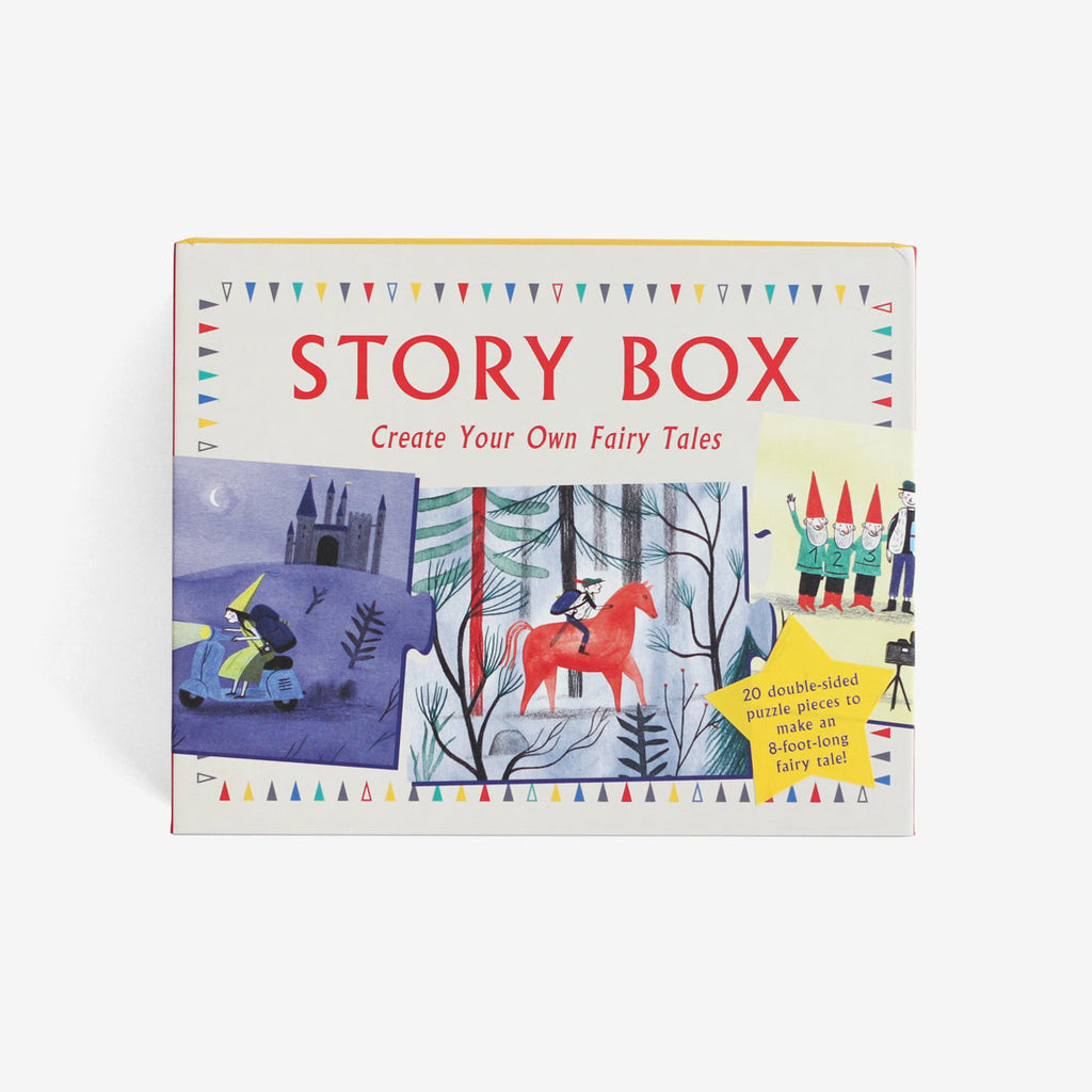Story Box - Create Your Own Fairy Tales