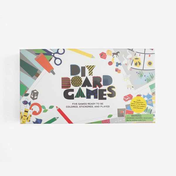 DIY Board Games