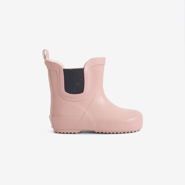 Shorty Rubber Rainboot - Pink
