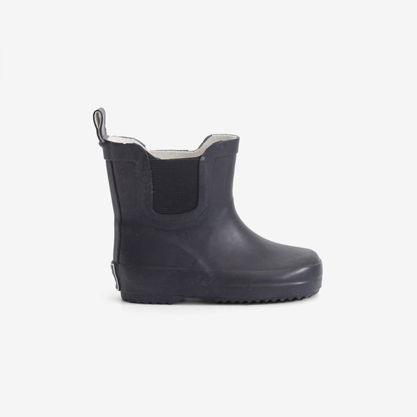 Shorty Rubber Rainboot - Navy