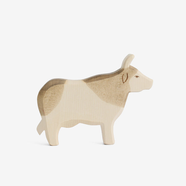 Waldorf Wooden Cow