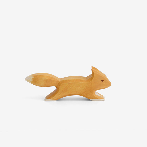 Waldorf Wooden Fox