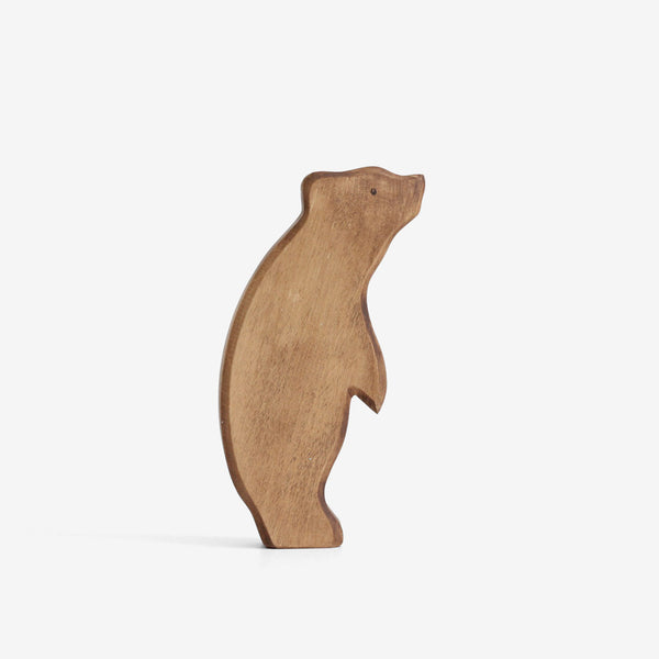 Waldorf Wooden Bear