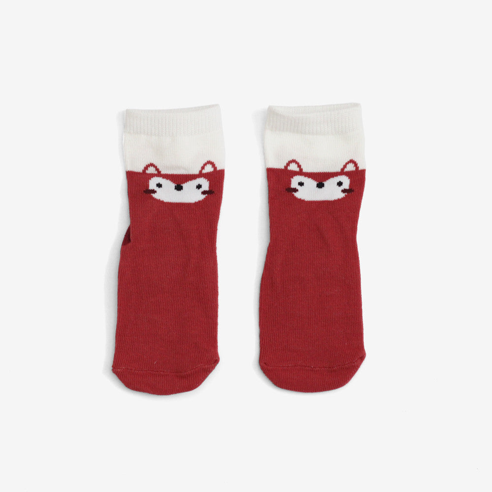 Miu Fox Ankle Socks