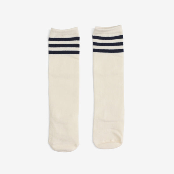 Peppy Knee Sock - ivory