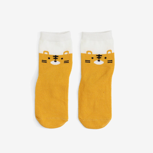 Miu Tiger Ankle Socks