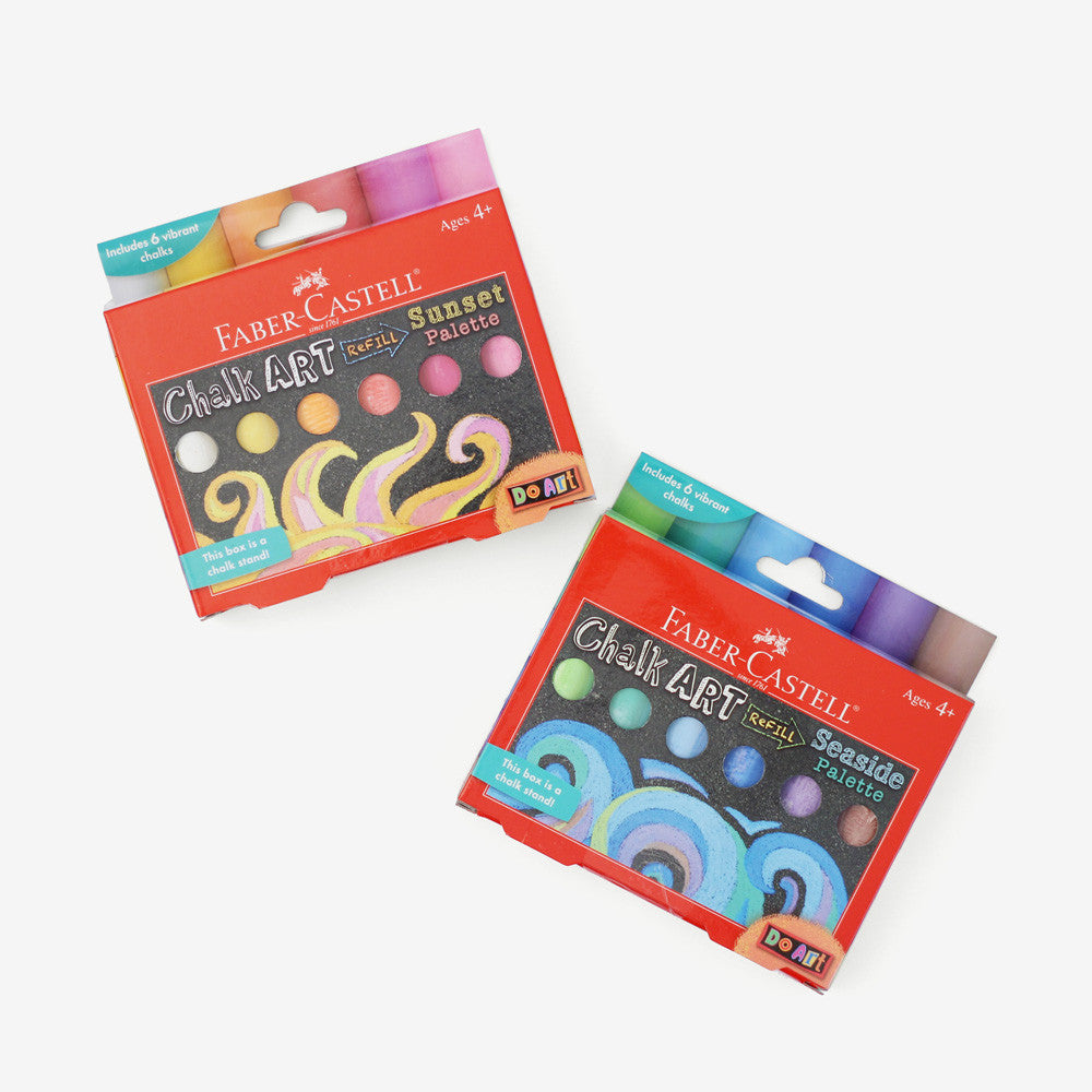 Sidewalk Chalks - 12 count
