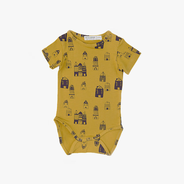 Cottage Organic Onesie