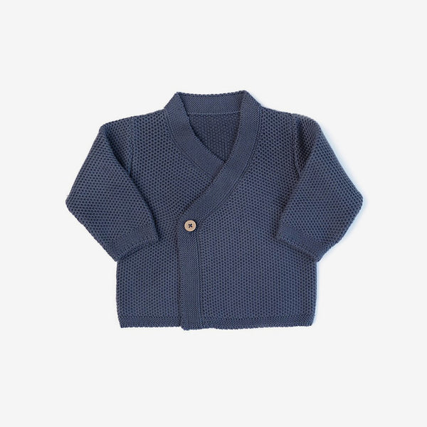 Cotton Baby Cardigan